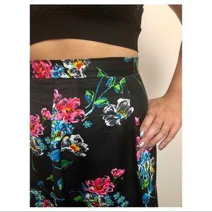 70s Vintage Maxi Skirt